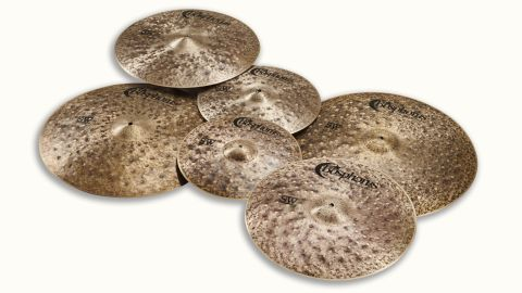 Bosphorus Syncopation SW Series cymbals