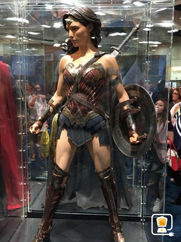 batman and wonder woman costume