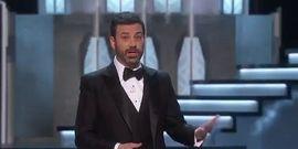 Watch Jimmy Kimmel Make Up With, Then Tear Into Matt Damon At The Oscars