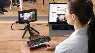 Best video switchers: Blackmagic Atem Mini
