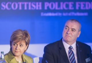 Scottish Police Federation conference