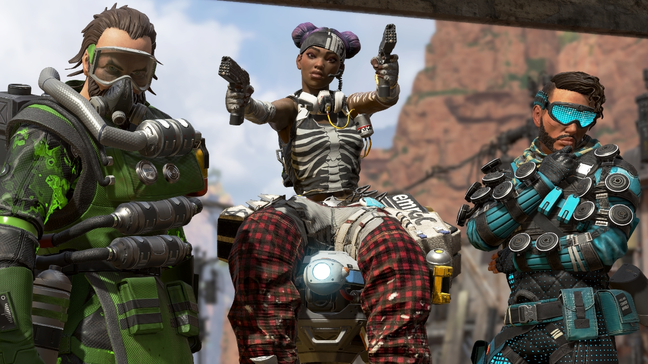 Apex Legends Legend Bonus gives you extra BP points for playing