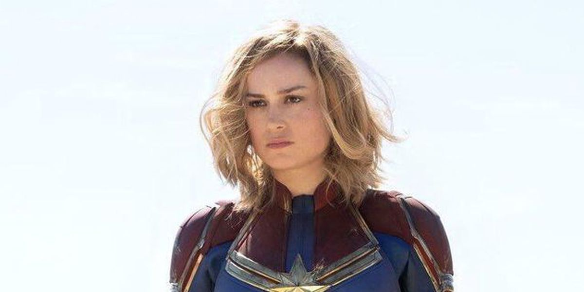 Captain Marvel's Brie Larson Had The Best Response To Wonder Woman 1984's Trailer