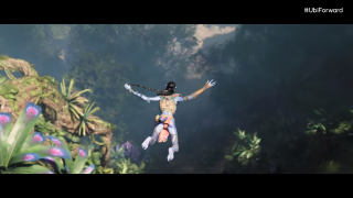Avatar: Frontiers of Pandora reveal trailer screenshot