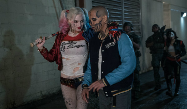 Harley Quinn El Diablo Suicide Squad