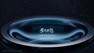 Xiaomi Mi Mix liquid camera