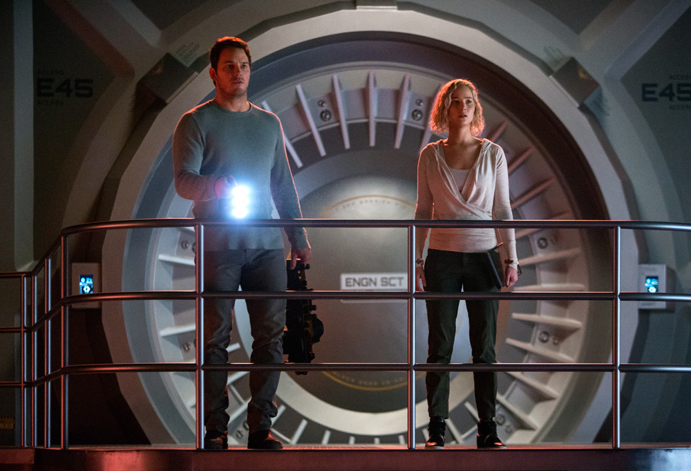 Sci-Fi Gets Science Right: 'Passengers' Nails the Physics | Space