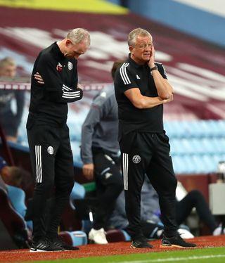 Aston Villa v Sheffield United – Premier League – Villa Park