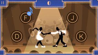 Savoy Ballroom Google Doodle