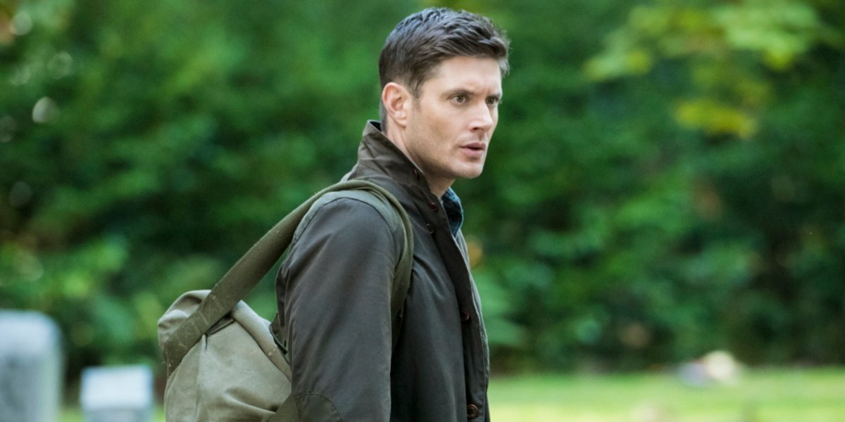 jensen ackles dean winchester supernatural season 15 the cw