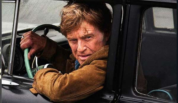 Robert Redford's last role in The Old Man and The Gun