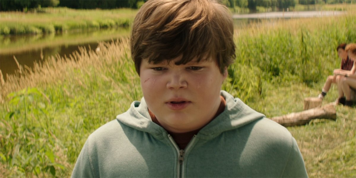 Jeremy Ray Taylor as Ben in IT Chapter Two