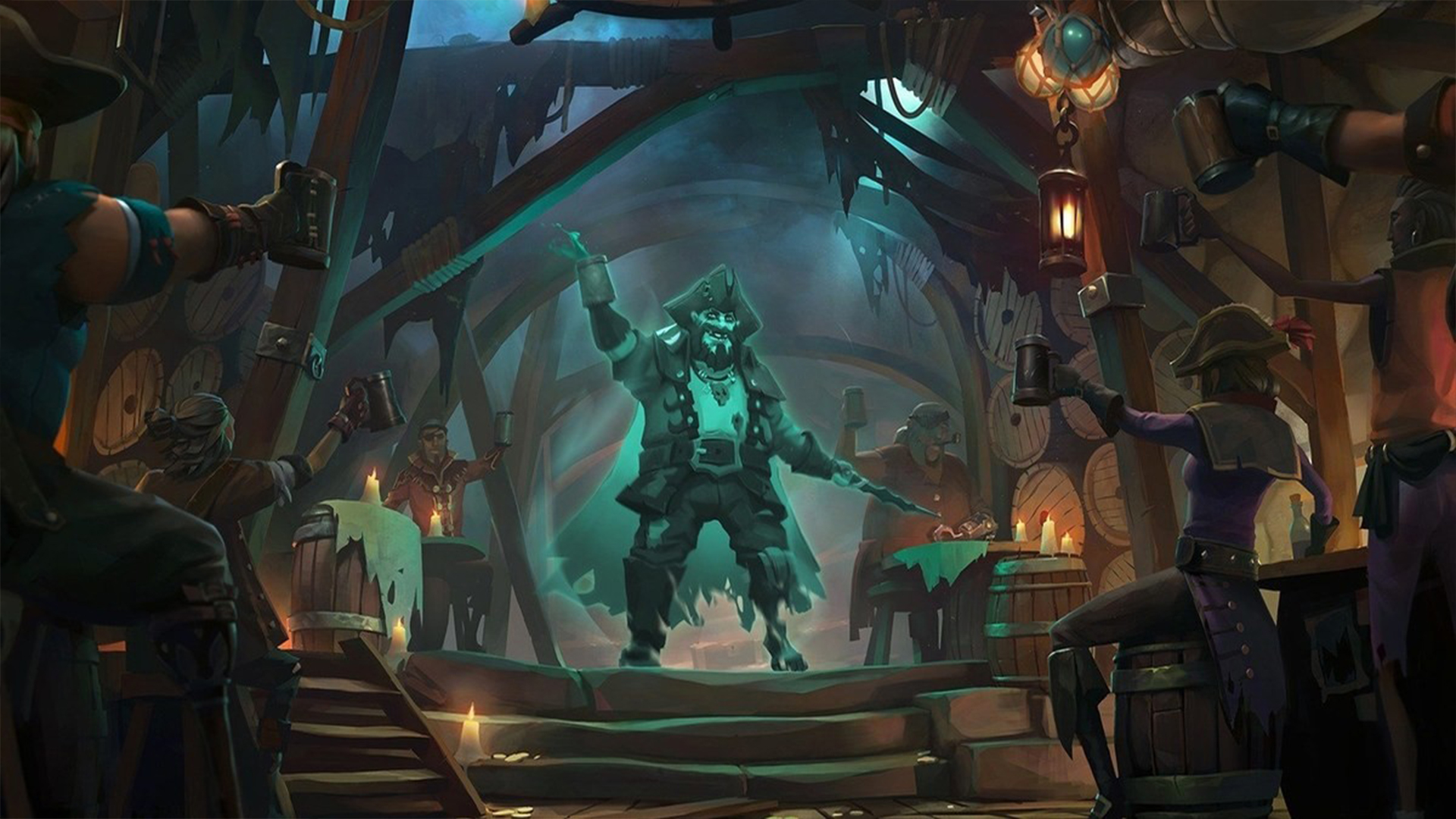 Sea Of Thieves Patch Notes The Smuggler S Fortune Update Adds New