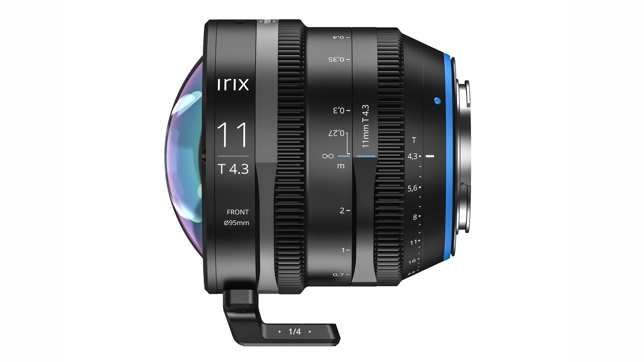 Irix Cine 11mm T4.3 offers a wide view for full-frame filmmakers | Digital Camera World