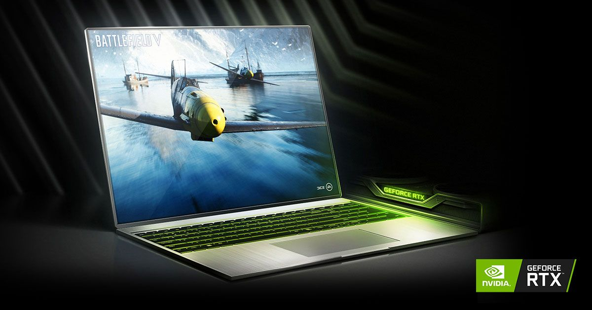 Nvidia says gaming laptops will be the biggest next-gen console competitor