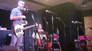 Rare footage shows Tool's Justin Chancellor and Danny Carey entertaining Berklee College Of Music students