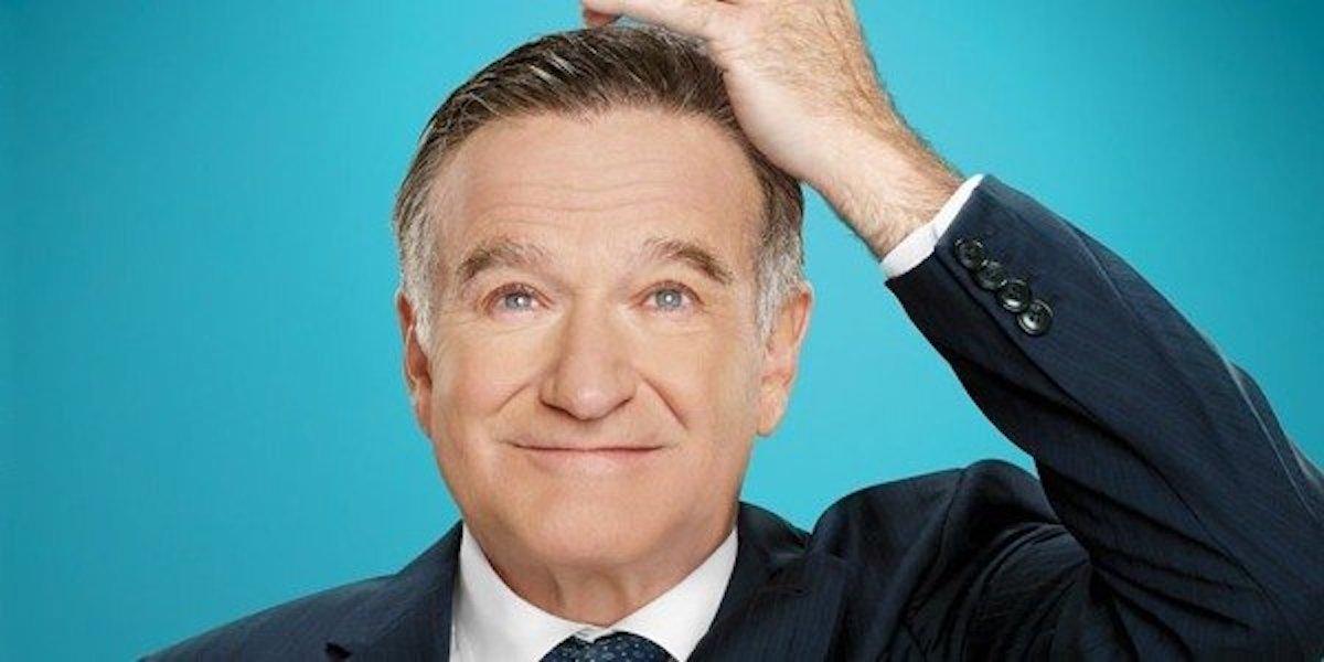 Jumanji star Robin Williams