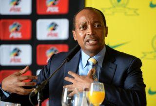 Mamelodi Sundowns president Patrice Motsepe