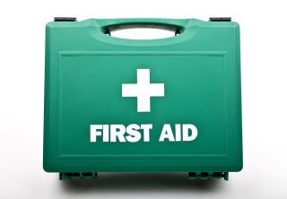 first aid, first aid kit