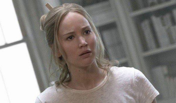 Jennifer Lawrence in mother 2017