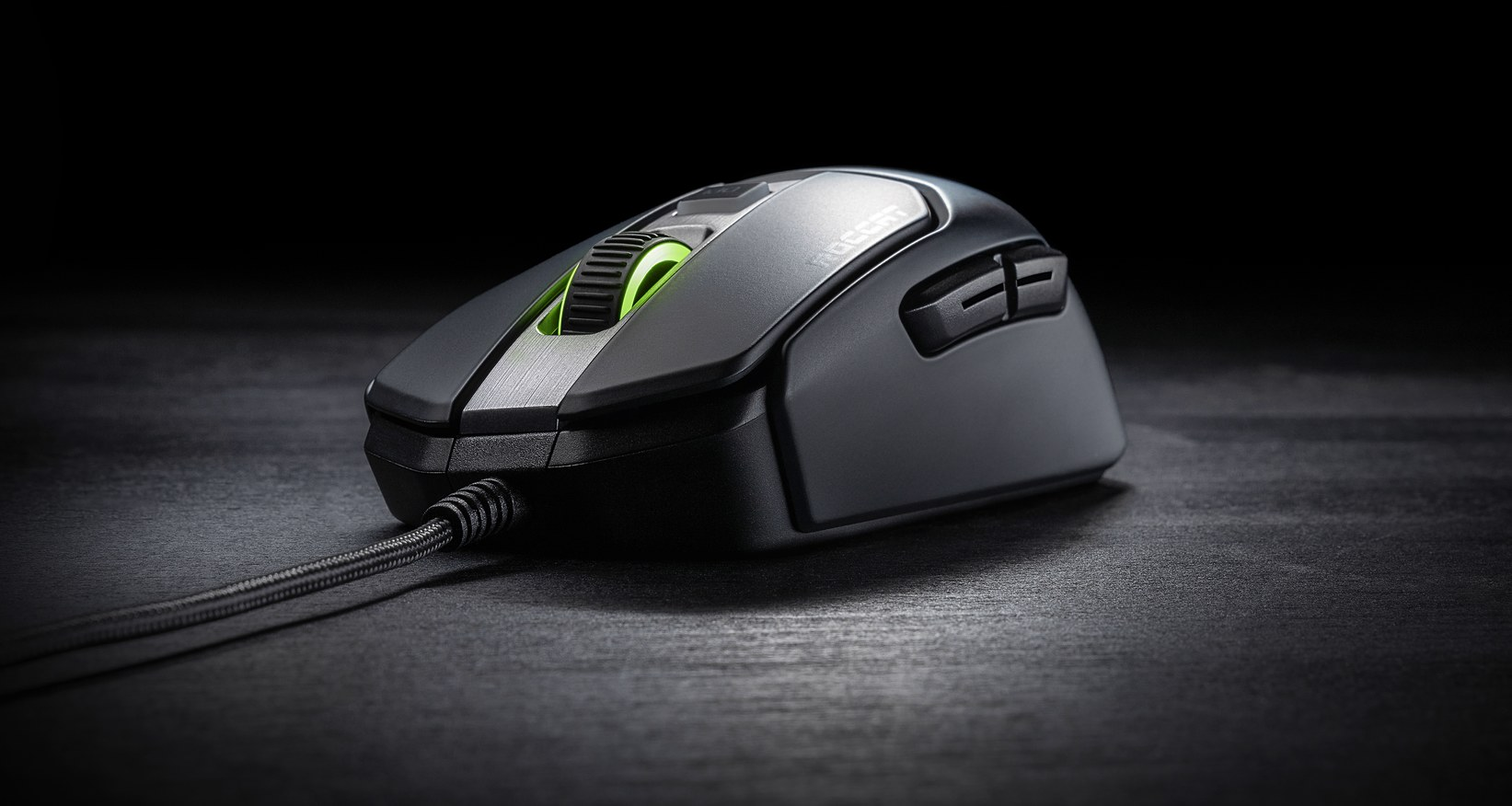 Three-Stage DPI Adjustment for Desktop and Laptop,Black Gaming Mouse Wired Vertical Mouse//Side Push Button
