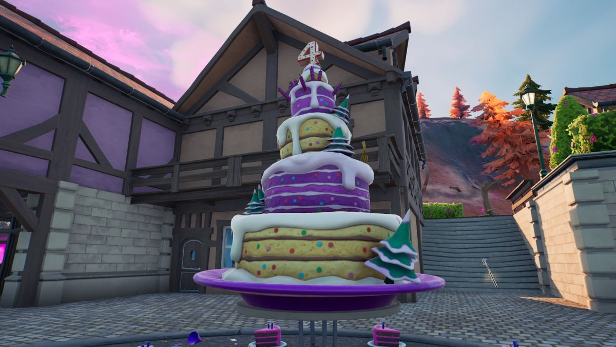 Fortnite Birthday quests: How to complete them all
