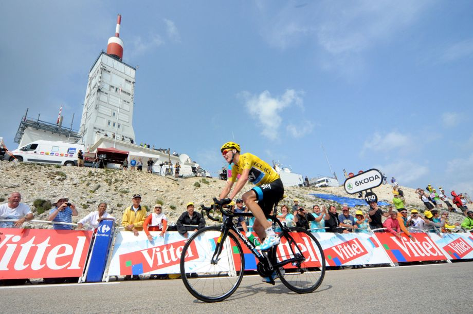 Where to watch the Mont Ventoux one-day race live today