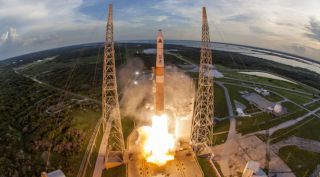 Air Force Research Laboratory launch