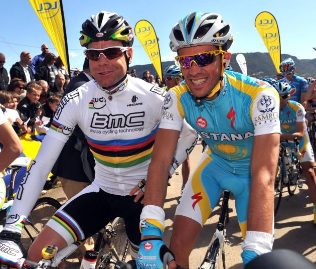 d15517801 A re-born Evans wins Fleche in rainbow jersey. Cycling Weekly ...