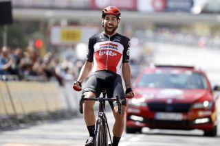 Thomas de Gendt (Lotto Soudal) wins the final stage of the Volta a Catalunya