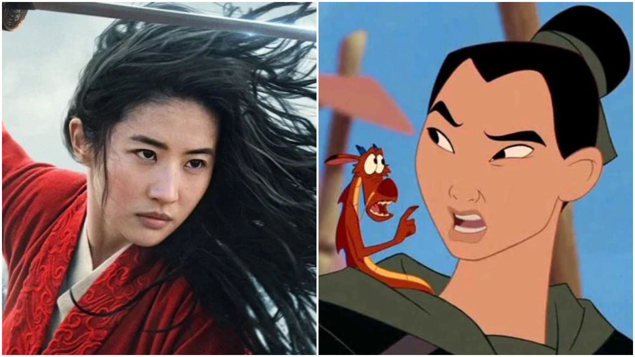 Mulan The Biggest Differences Between The Animation And The Live Action Movies Gamesradar