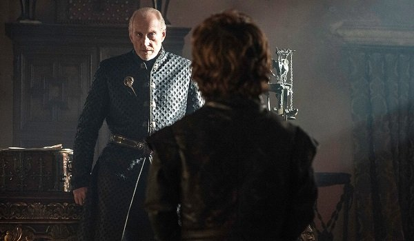 Tyrion Tywin Game Of Thrones