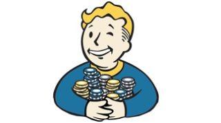 Fallout boy likes caps.