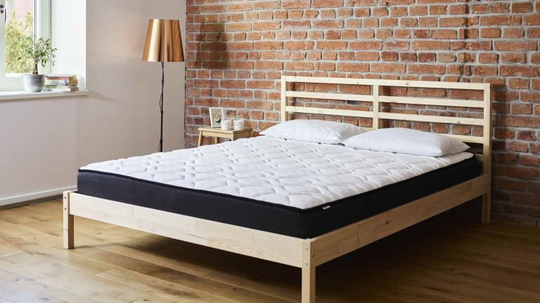 Best mattress: Dormeo S Plus memory foam mattress