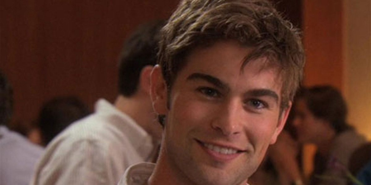 Chase Crawford as Nate in Gossip Girl