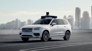 Volvo and Uber's self-driving car
