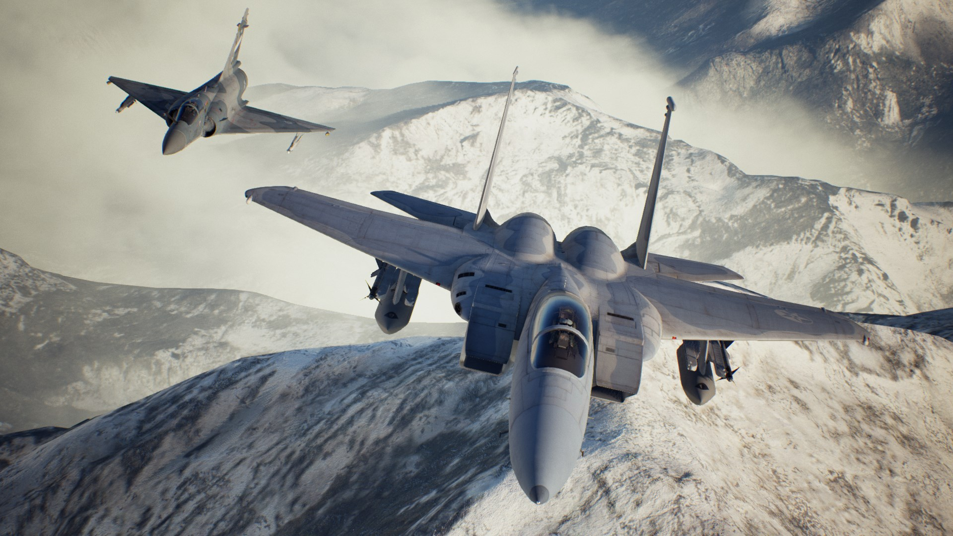 Bandai Namco Offers Workarounds For Problems With Ace Combat
