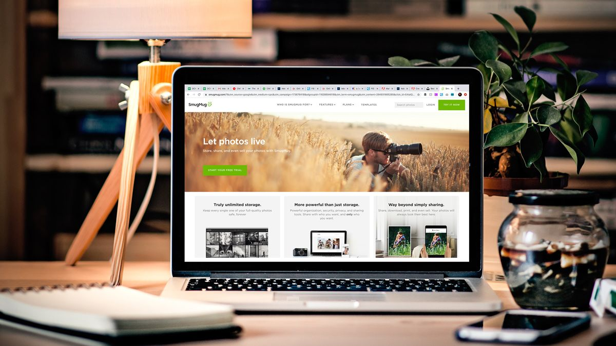 The best website builders for photographers in 2021