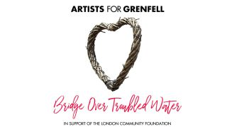 The Artists For Grenfell cover