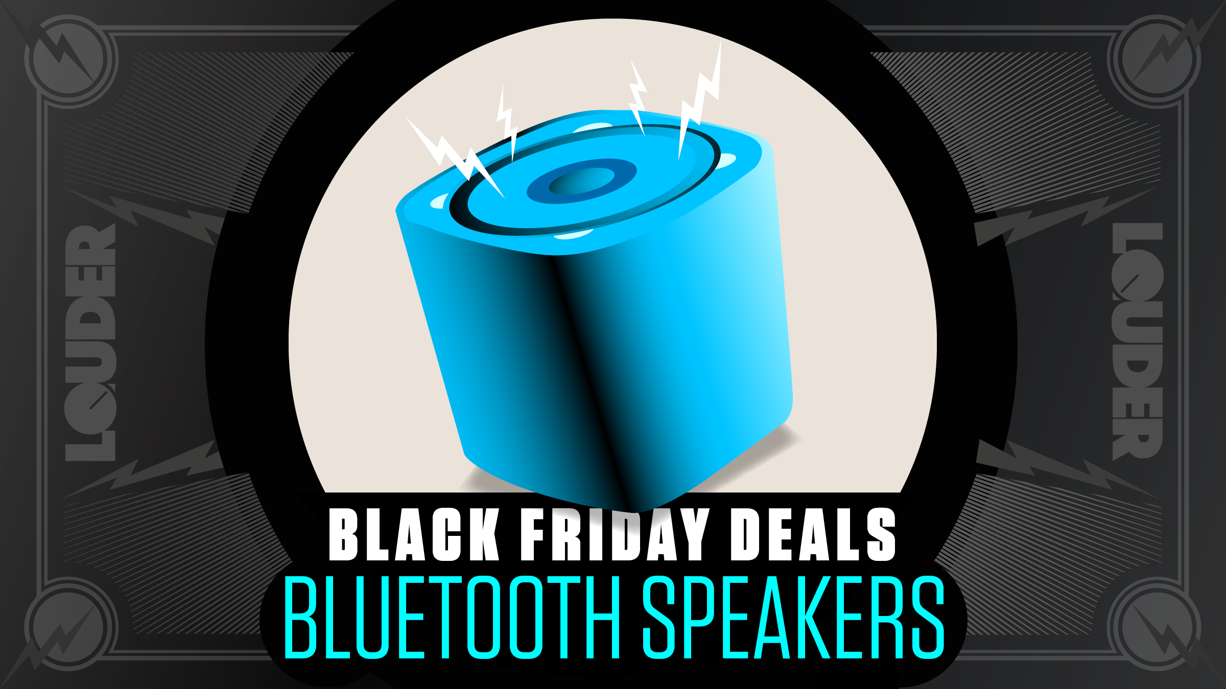 bluetooth högtalare black friday