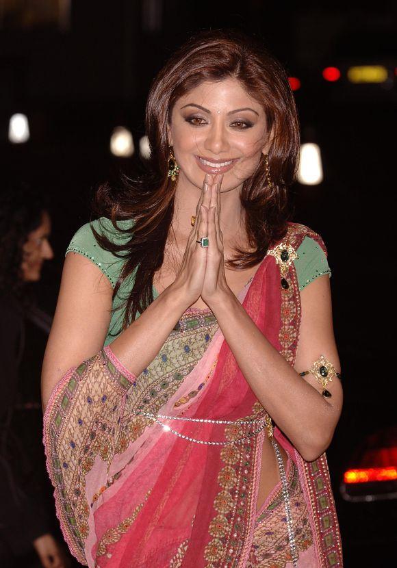 Shilpa Shetty wins Celebrity Big Brother 07!