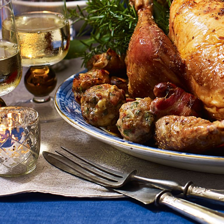 Gill's Stuffing