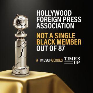 #TimesUpGlobes