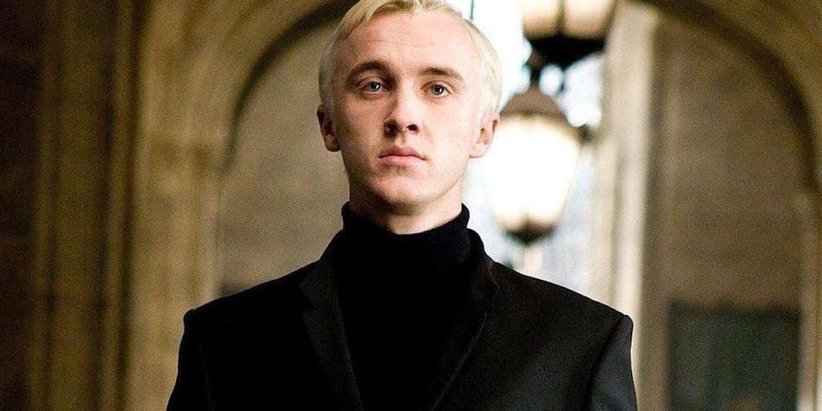 Tom Felton Responds To That Viral Harry Potter TikTok Challenge For Draco Malfoy Fans - CinemaBlend