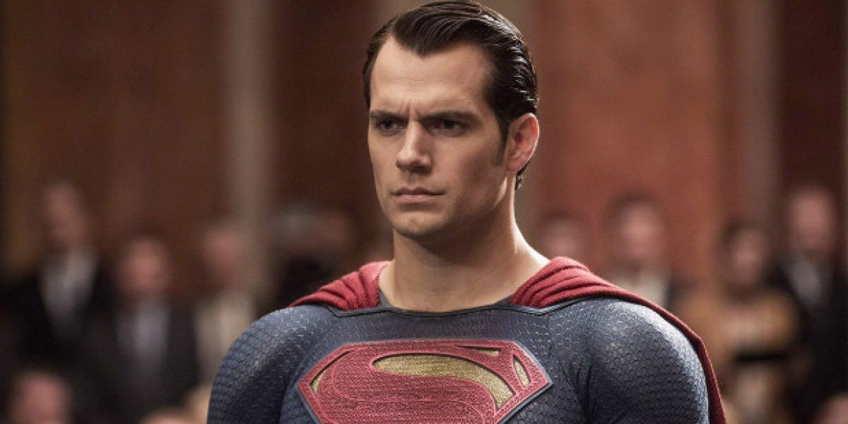 Henry Cavill as Superman in Batman v. Superman: Dawn of Justice (2016)