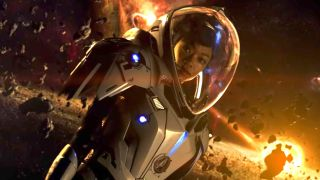 A still from Star Trek Discovery