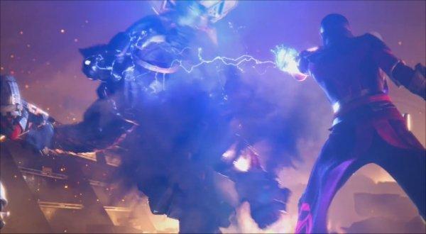 Destiny 2 - Enemy Incapacitated