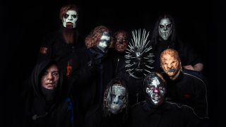 Slipknot press shot