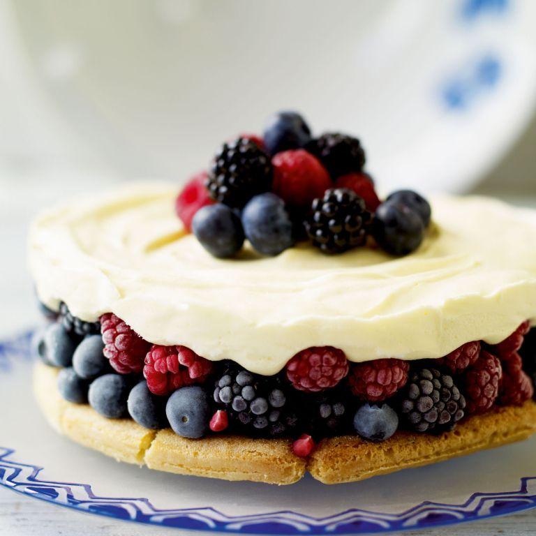 Summer Berry Tiramisu Cake recipe-cake recipes-recipe ideas-new recipes-woman and home