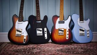 It s time for T with Fender Ibanez Schecter and Cort Manson